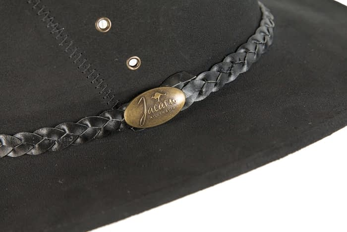 Belts From OZ - 1154 black closeup scaled