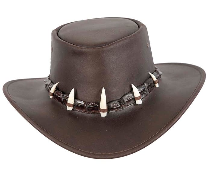 Belts From OZ - 0110 brown front