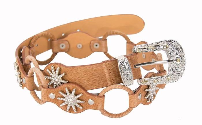 Belts From OZ - LS2076 tan1
