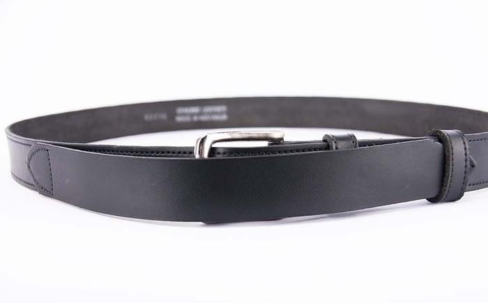 Belts From OZ - mechanics cover belt black
