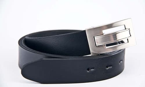 Belts From OZ - 30 1728 black