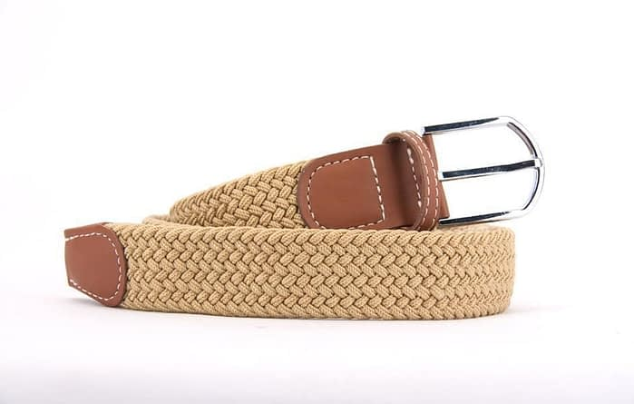 Belts From OZ - stretch sand