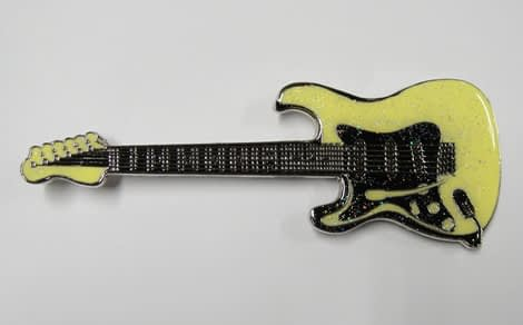 Belts From OZ - guitaryellow