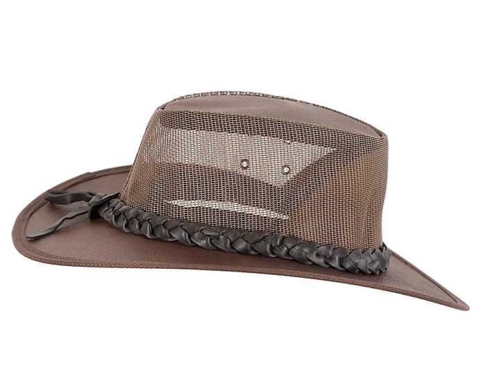 Belts From OZ - J0130 brown side
