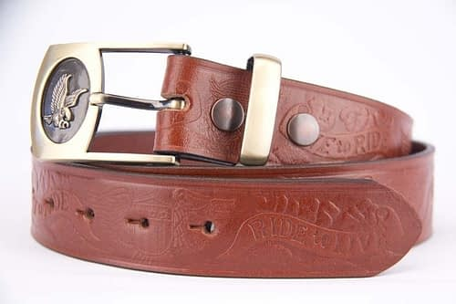 Belts From OZ - 40 LTR tan
