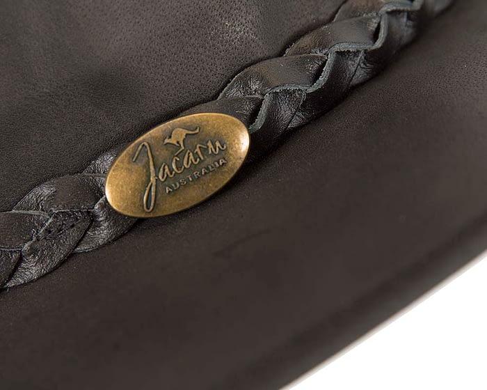 Belts From OZ - 1092 black closeup
