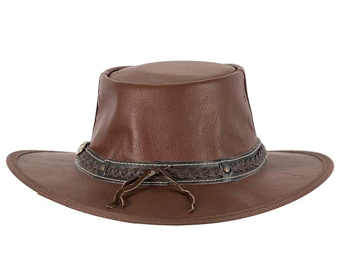 Belts From OZ - 1111 brown back