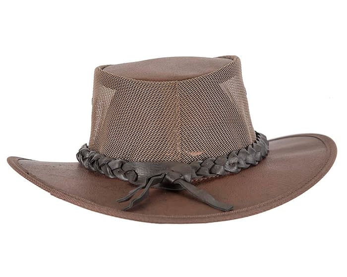 Belts From OZ - J0130 brown back
