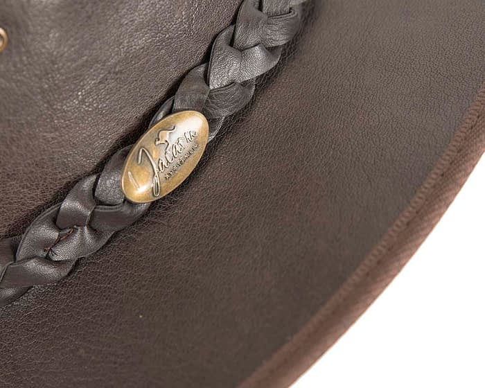 Belts From OZ - 1092 brown closeup