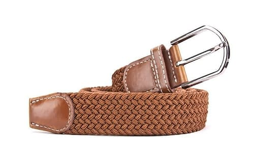 Belts From OZ - stretch brown